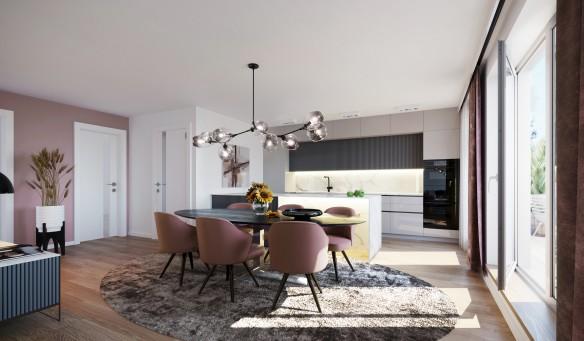 3D Visualisierung Top 10 Wohnzimmer